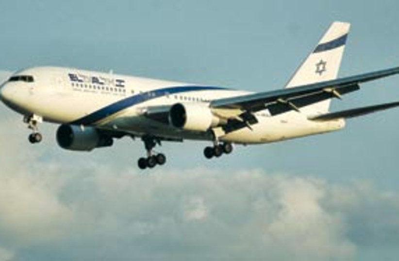 el al 311 (photo credit: El Al)