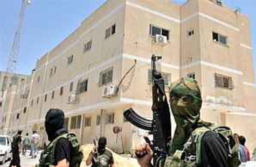 Hamas takes control 298. (photo credit: AP)