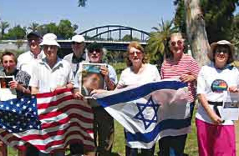 Democrats Abroad-Israel 311 (photo credit: Democrats Abroad-Israel )
