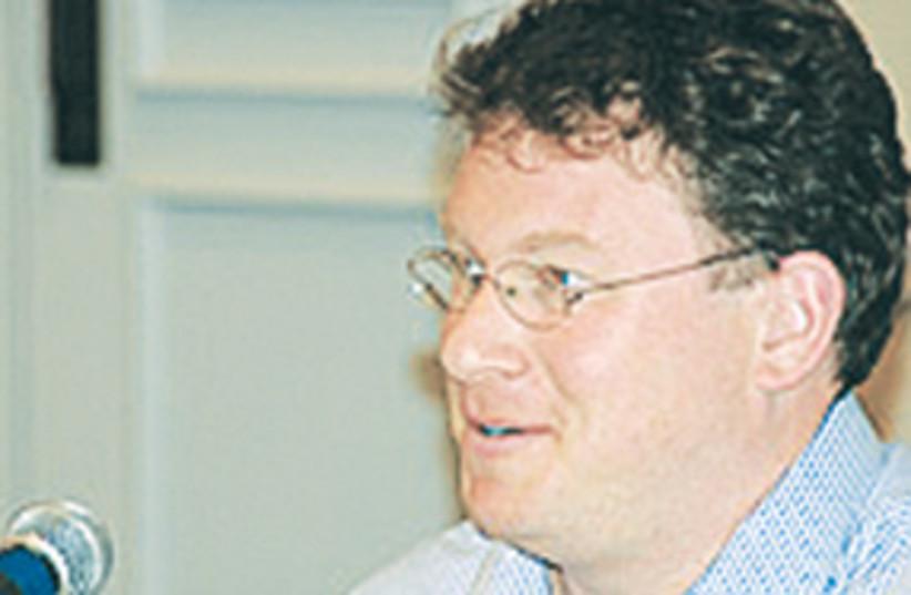 columnist jeffrey goldberg 311 (photo credit: .)