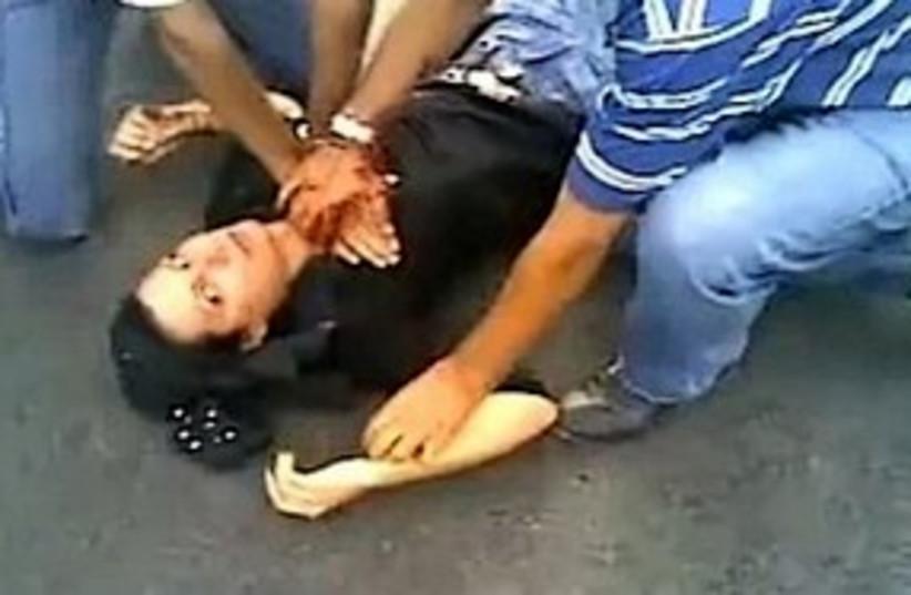 neda agha soltan dead 311 (photo credit: Screenshot)