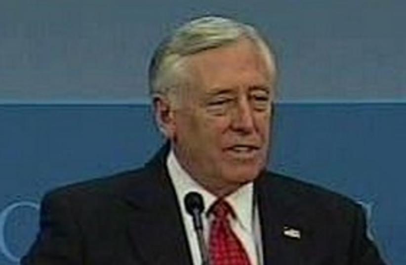 US congressman steny hoyer 311 (photo credit: Courtesy of US Congress Web site.)