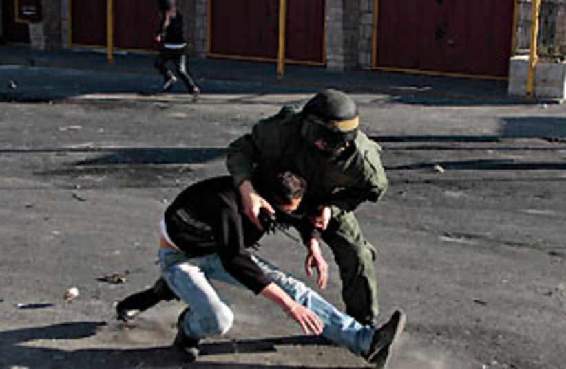 jerusalem violence good 311 (photo credit: AP)
