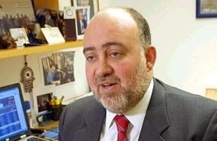 Ron Prosor 311 (photo credit: Ariel Jerozolimski)