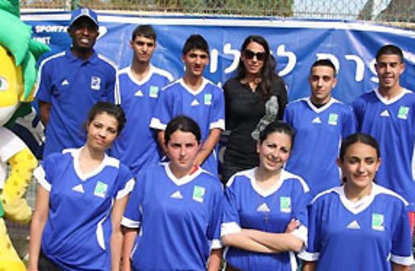peace team 311 (photo credit: Mohammad Babai)