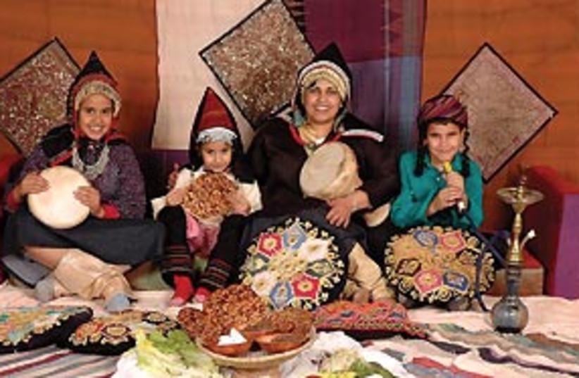 Beit Hatefusoth Passover activities 311 (photo credit: .)