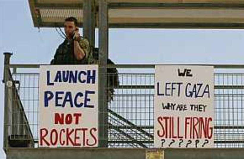 launch peace 298 88 (photo credit: AP)