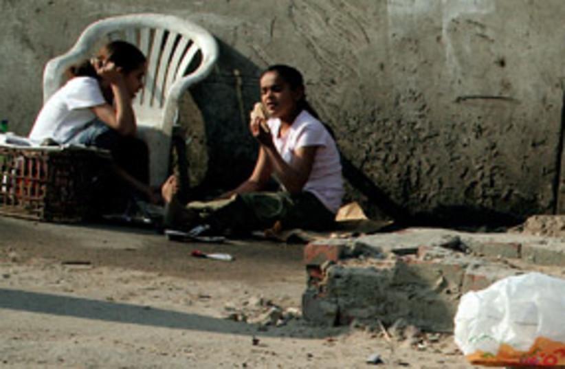 street children egypt 311 (photo credit: The Media Line)