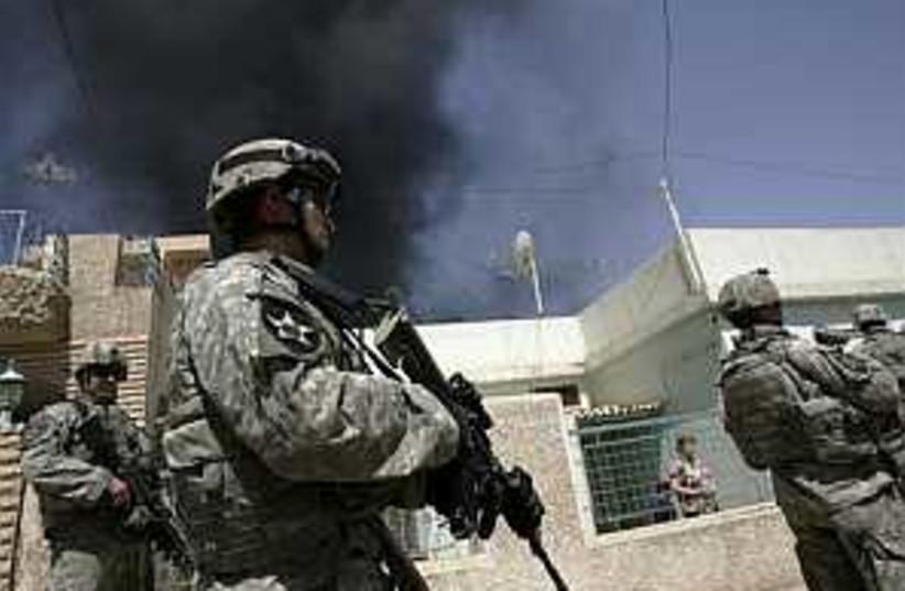 iraq us troops 298.88 (photo credit: AP [Illustrative photo])