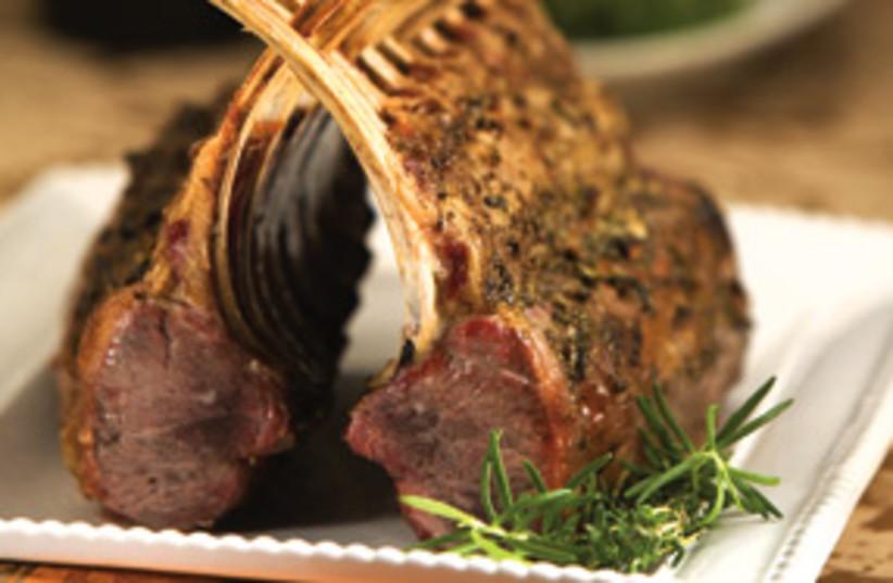 roasted lamb 311 (photo credit: MCT)