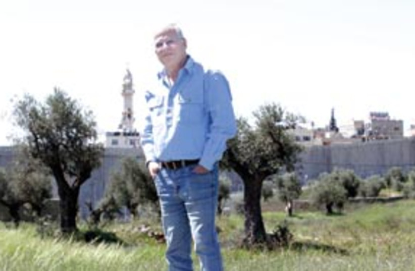 ehud yaari 311 (photo credit: Ariel Jerozolimski)