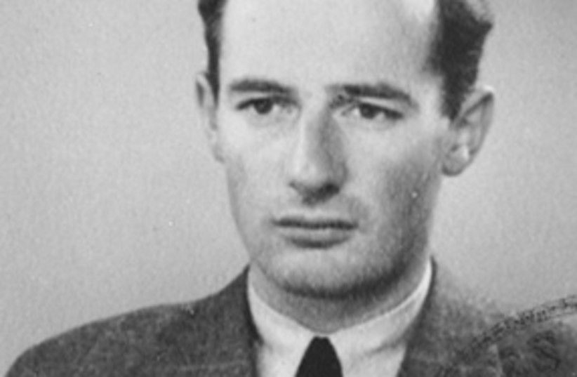 raoul wallenberg 311 (photo credit: Courtesy)