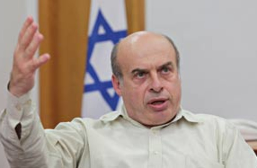 Natan Sharansky 311 (photo credit: Ariel Jerozolimski)