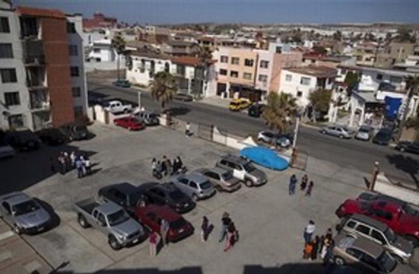 Mexico Earthquake311 (photo credit: AP)