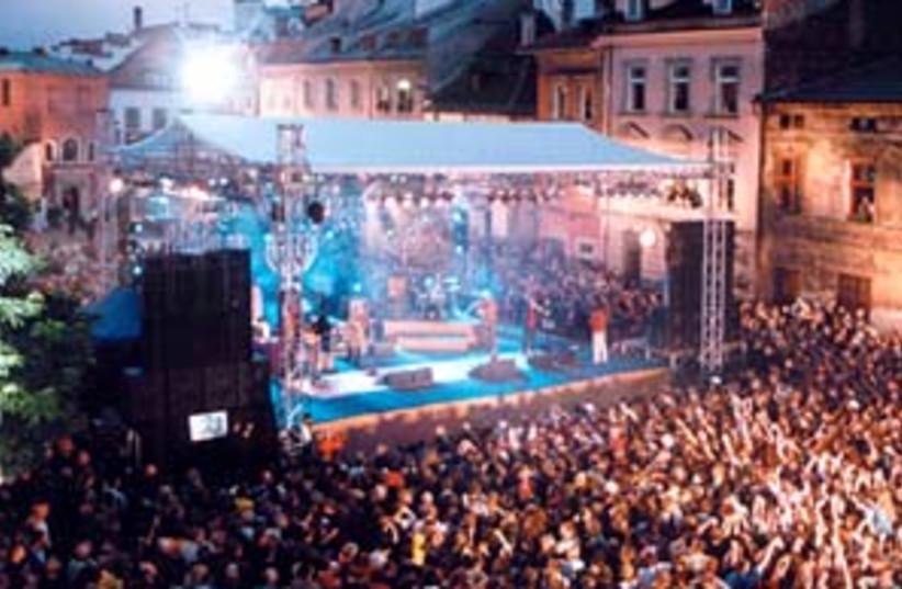 krakow festival 88 298 (photo credit: )