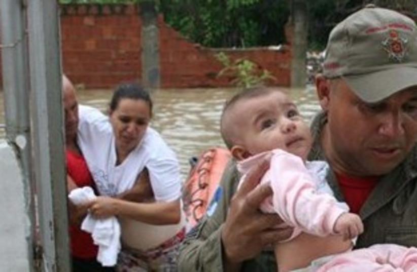 rio flooding311 (photo credit: AP)