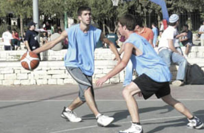 basketball 298 88 (photo credit: Courtesy)