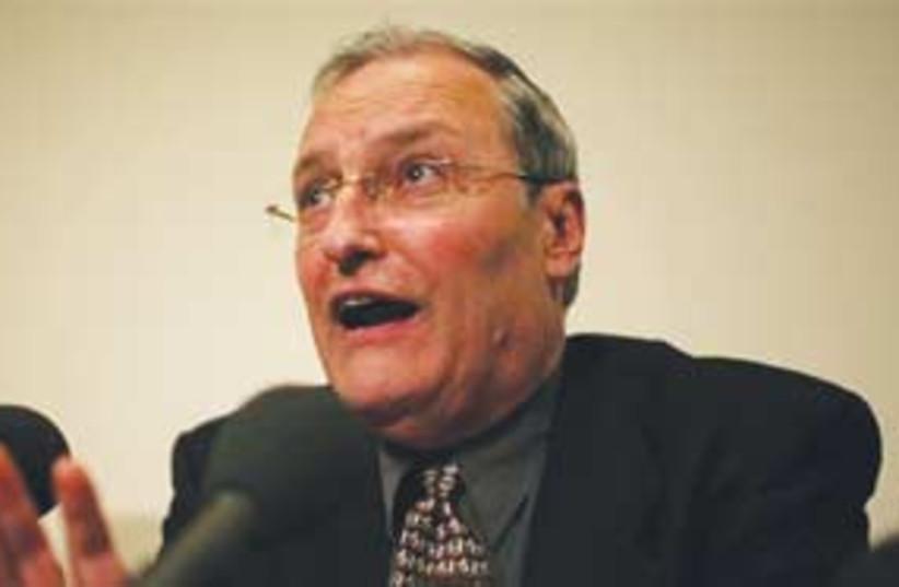 Dr. Ephraim Zuroff311 (photo credit: AP)