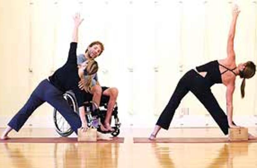 wheelchair 311 (photo credit: MCT)