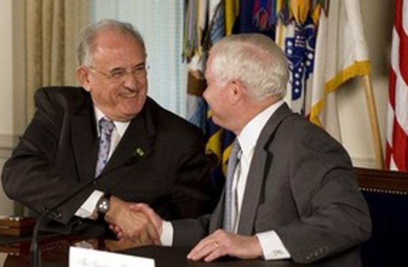 US-Brazil treaty 311 (photo credit: ASSOCIATED PRESS)