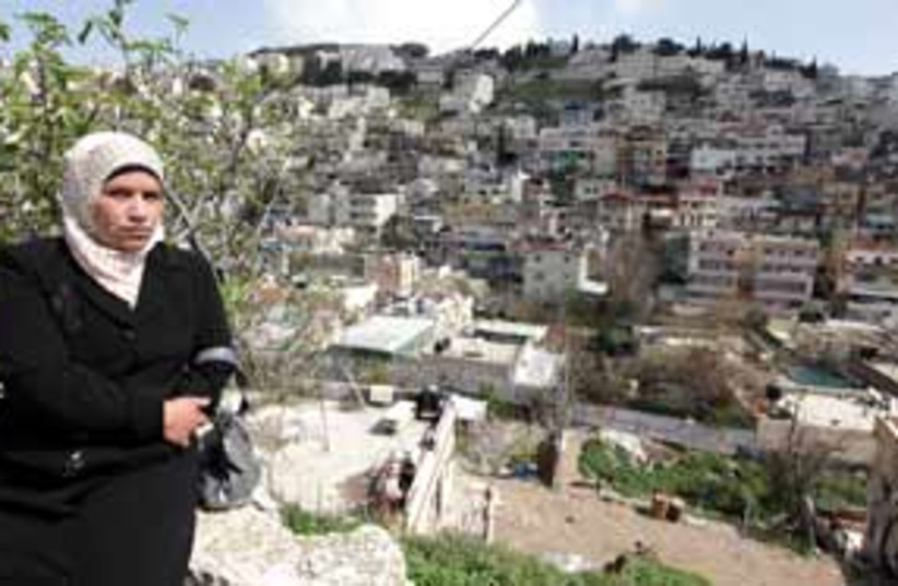 Silwan 311 (photo credit: Ariel Jerozolimski)