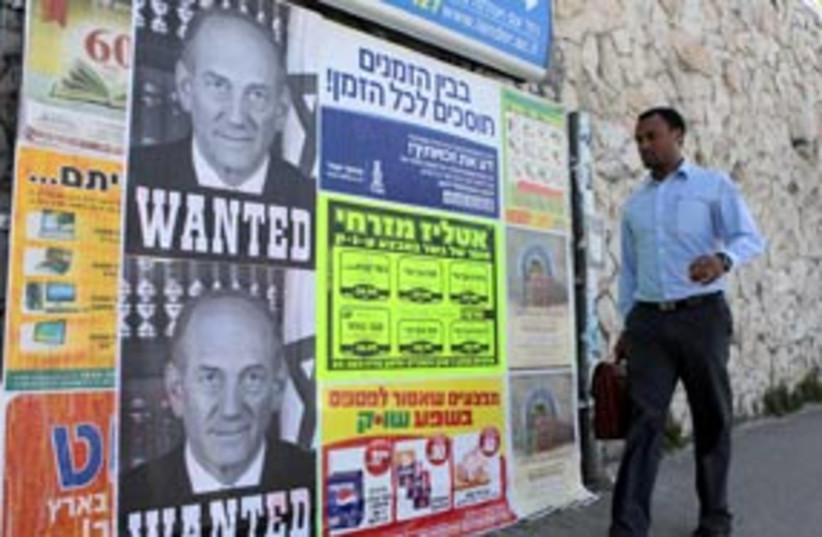 Olmert wanted 311 (photo credit: Ariel Jerozolimski)