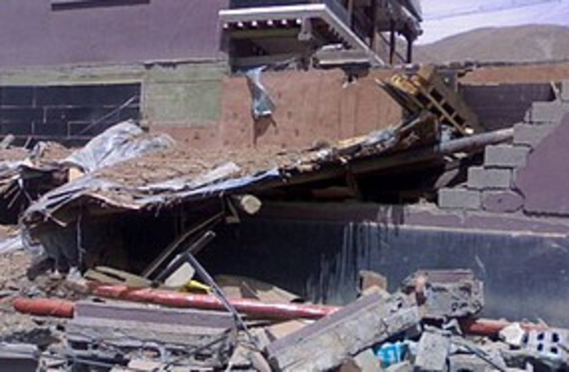 China quake 311 (photo credit: Associated Press)