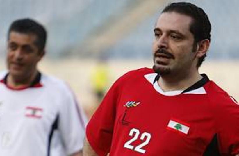 lebanon soccer 311 (photo credit: AP)