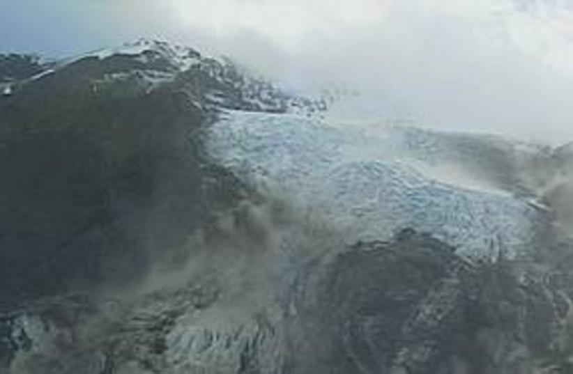 iceland glacial flooding 311 (photo credit: AP)