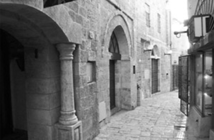 Magnificent Jaffa (photo credit: SHMUEL BAR-AM )