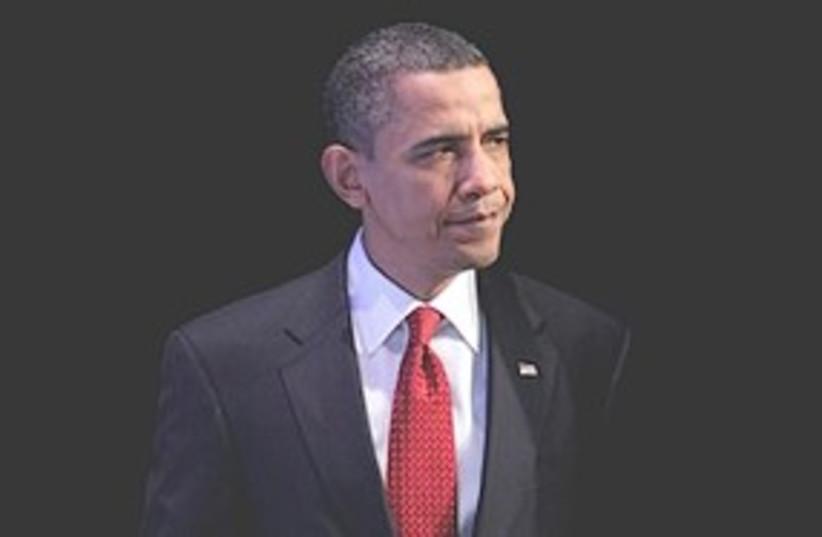 Barack Obama. (photo credit: Associated Press)