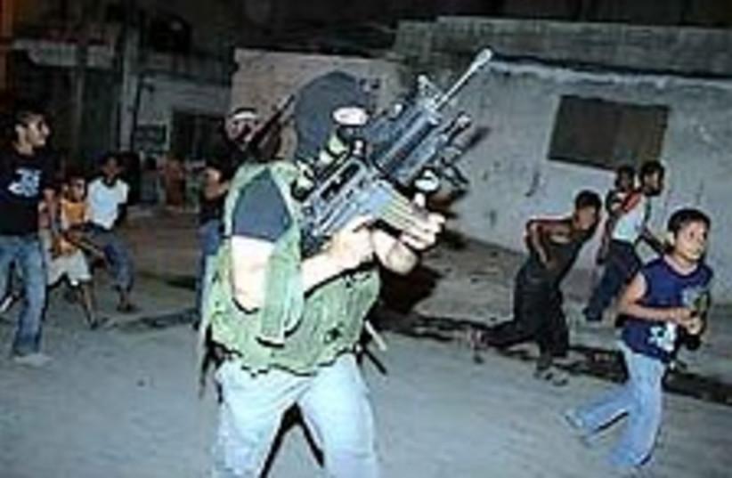 al aksa gunman 298.88 (photo credit: AP)