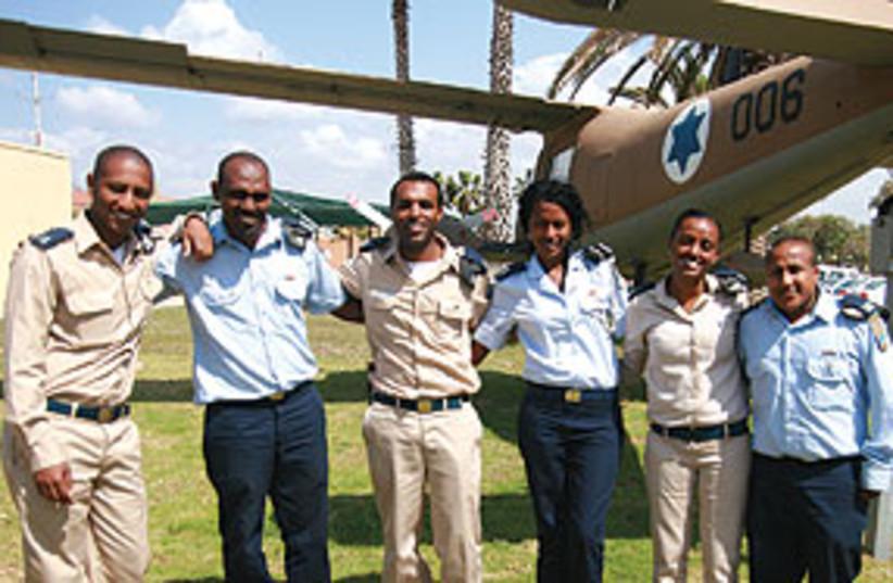 EthiopianIAFofficers311 (photo credit: Jpost)