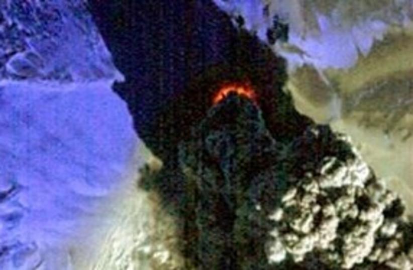 Iceland's Eyjafjallajökull volcano 311 (photo credit: Associated Press)