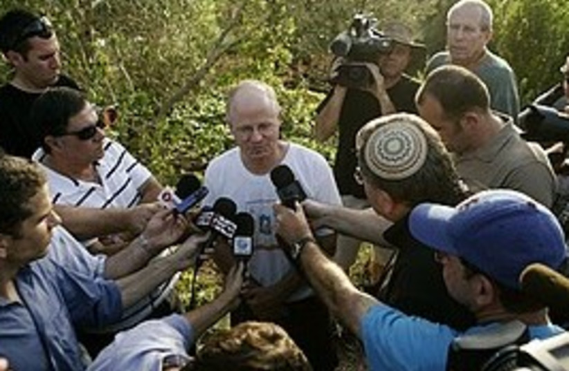 Gilad Noam Schalit 298.8 (photo credit: AP [file])