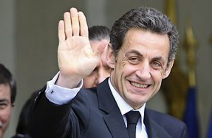 sarkozy 311 (photo credit: AP)