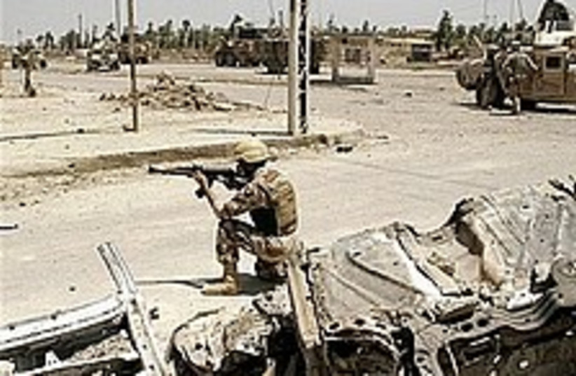 Iraq soldiers 224.88 (photo credit: AP [Illustrative photo])