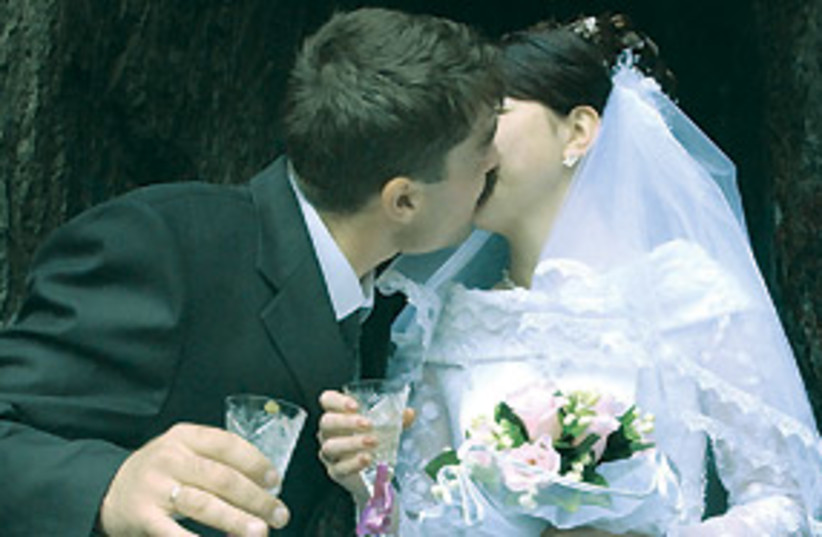 wedding 311 (photo credit: Ariel Jerozolimski)