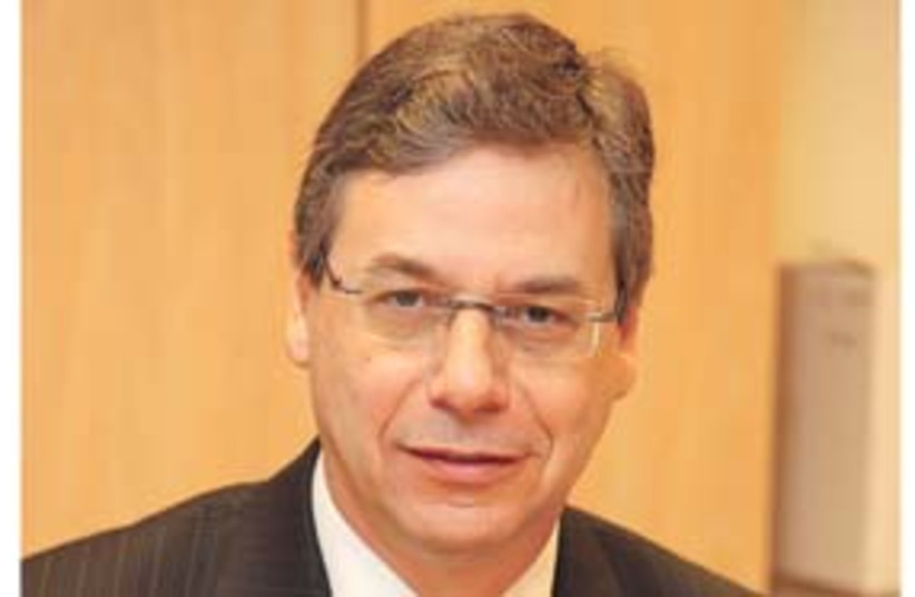 Danny Ayalon 311 (photo credit: Ariel Jerozolimski/The Jerusalem Post)