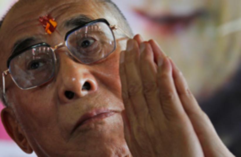 dalai lama 311 (photo credit: AP)