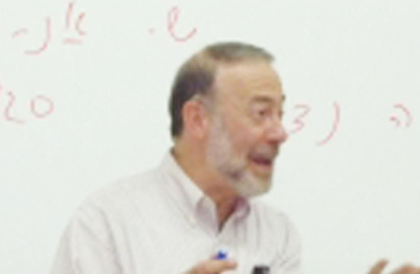 Prof david roskies 311 (photo credit: Sue Fishkoff)