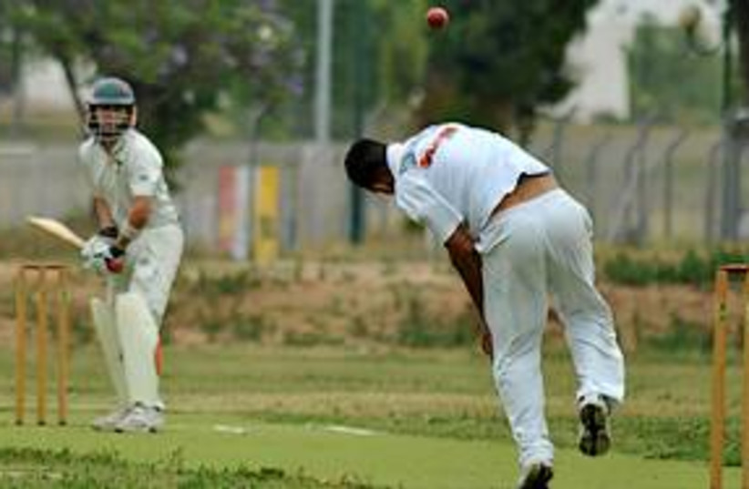 cricket israeli indians 311 (photo credit: Gerrit Grundling)