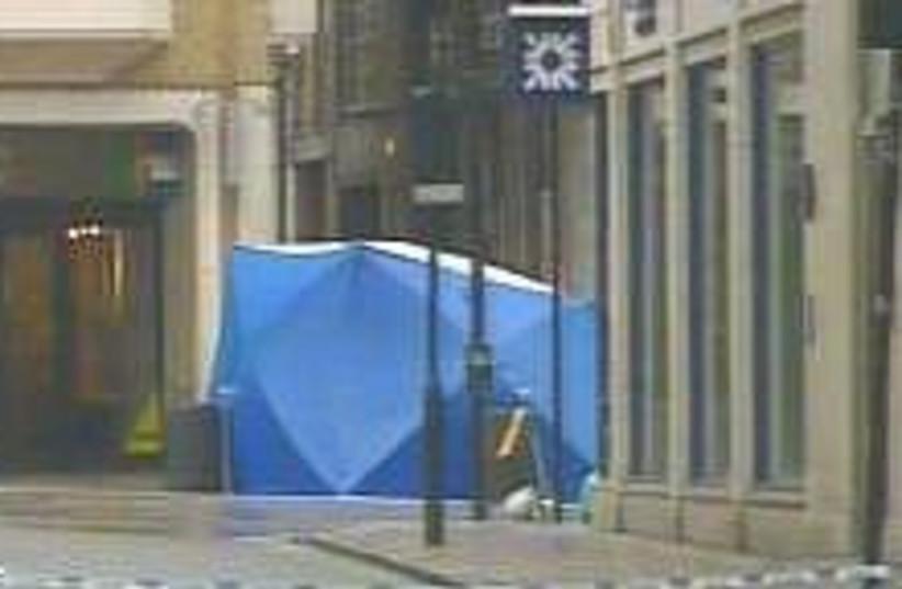 london bomb 298.88  (photo credit: Sky News)