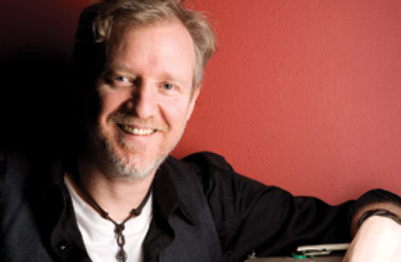 Chris Barron Spin Doctors 311 (photo credit: Courtesy)