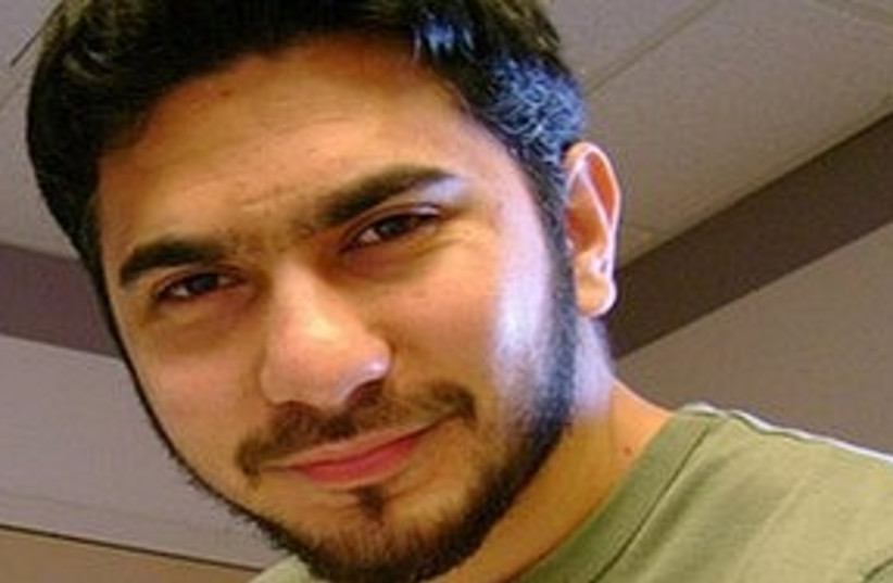 Faisal Shahzad311 (photo credit: ASSOCIATED PRESS)
