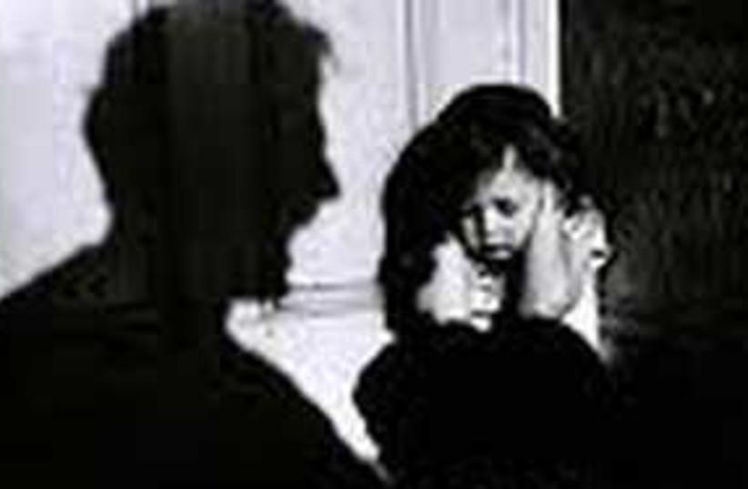 Child Abuse (photo credit: JPOST.COM STAFF)
