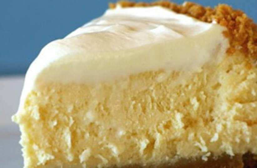 Lemon Cheesecake 311 (photo credit: gourmetkoshercooking.com)