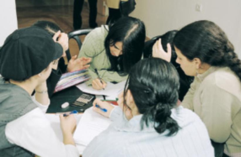 Machon Tal students 311 (photo credit: Machon Tal )