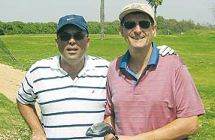 golf 311 (photo credit: Courtesy)