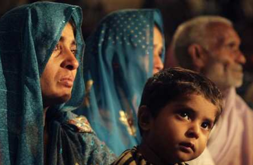 Indian (photo credit: ASSOCIATED PRESS)